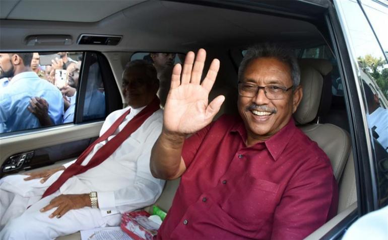 Кандидат от шриланкийской оппозиции побеждает на президентских выборах
