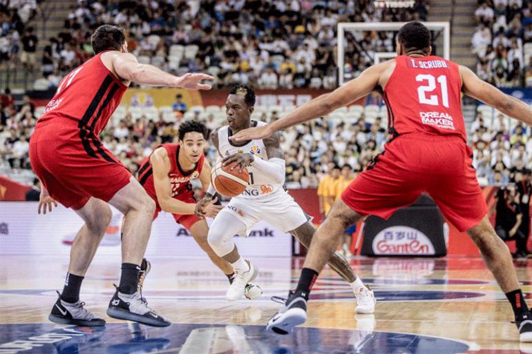 Германия победила Канаду со счетам 82-76 на чемпионате мира по баскетболу