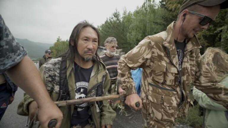 Сибирский шаман объявлен «сумасшедшим»