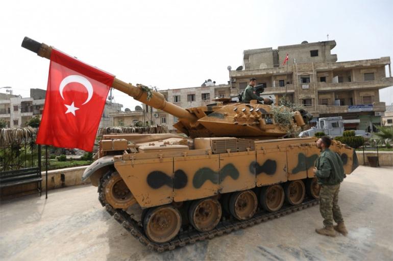 Войска США не будут ни помогать, ни препятствовать приграничной операции Турции в Сирии