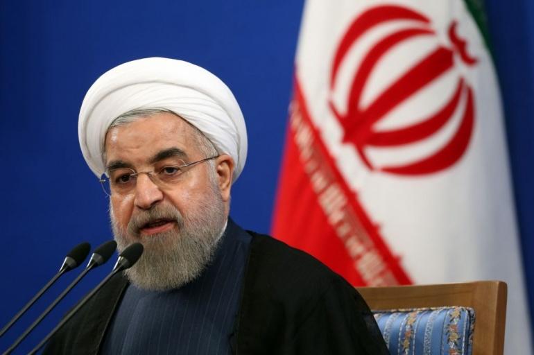 Санкции США не могут поставить экономику Ирана на колени - президент Рухани