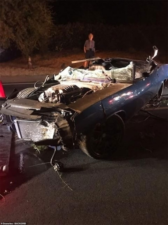 Голливудский актер Кевин Харт получил серьезную травму спины в автокатастрофе