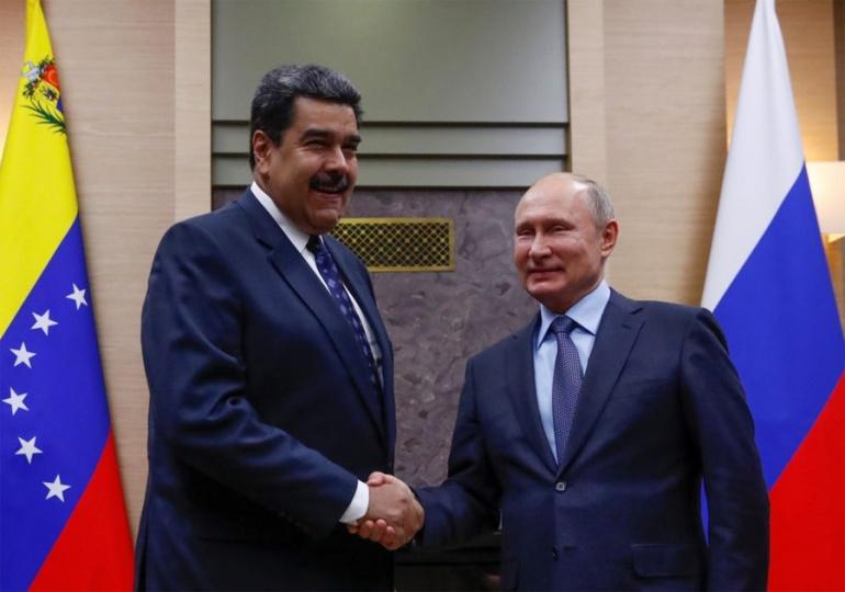 Россия и Венесуэла разработают план многоуровневого сотрудничества на 10 лет