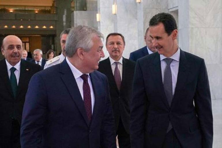 Специальный посланник Путина и Асад обсудили трехсторонний саммит Анкары по Сирии
