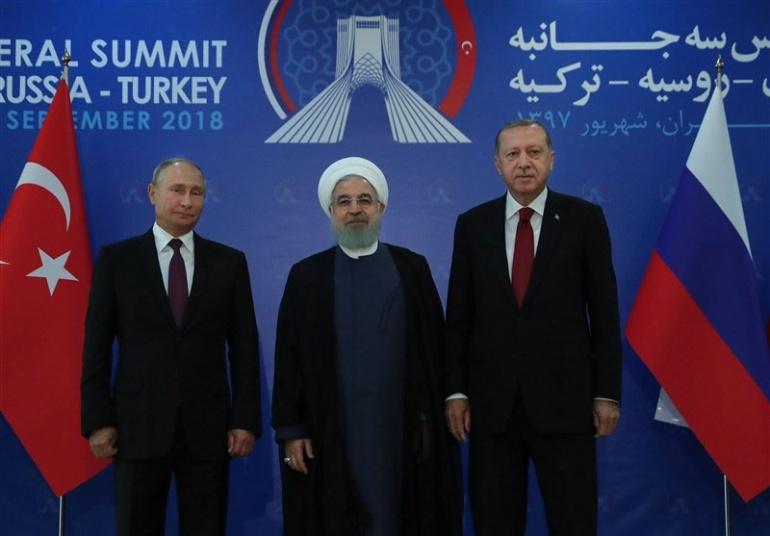 Президент Ирана посетит Турцию для трехстороннего саммита по Сирии