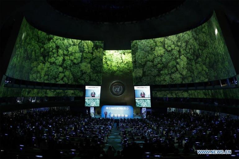 Гутерриш настоятельно призывает к конкретным действиям на саммите ООН по климату