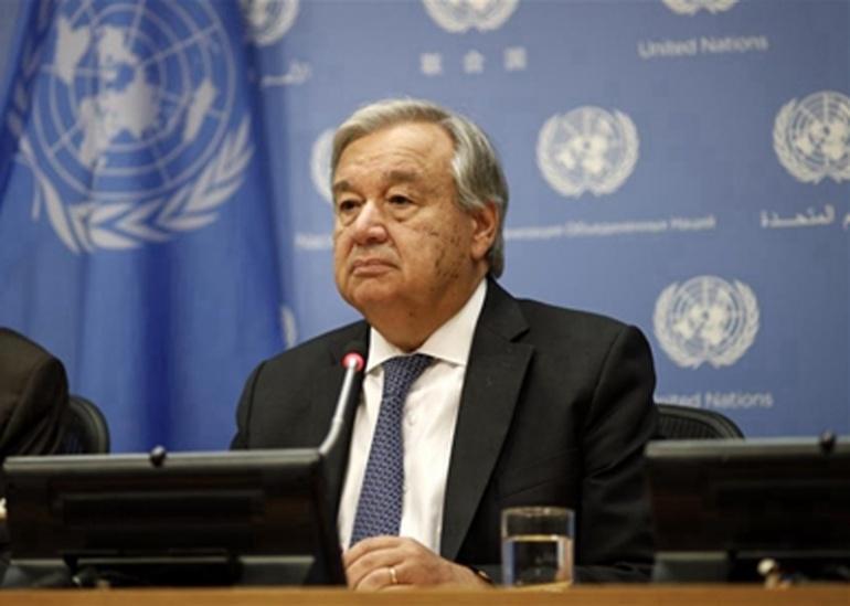 Генеральная Ассамблея ООН осветит изменение климата: Гутерриш