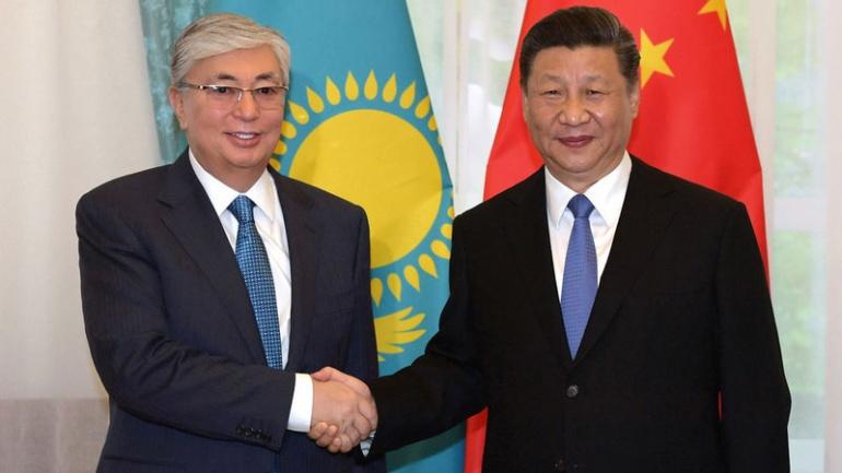 Китай и Казахстан согласны развивать постоянное стратегическое партнерство