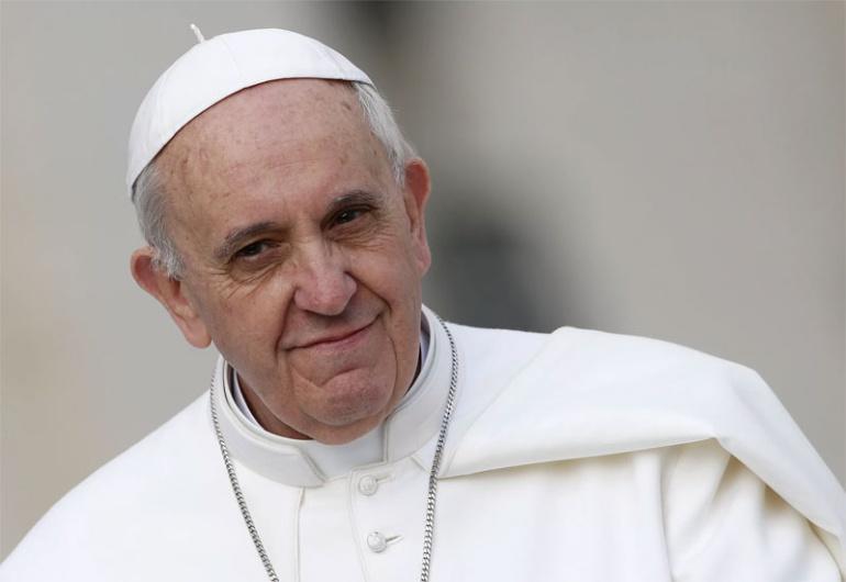 Папа призывает политиков принять «решительные меры» в отношении изменения климата