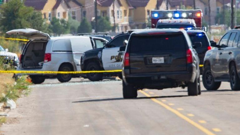7 убитых, 22 раненых в перестрелке в Западном Техасе