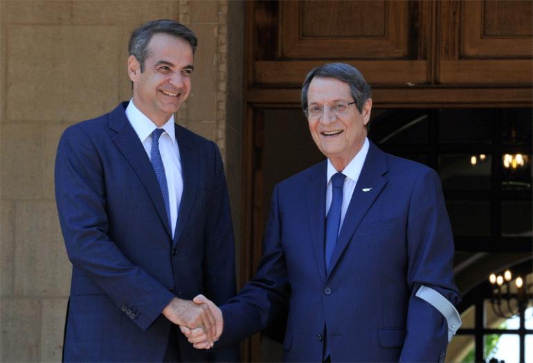 Премьер-министр Греции и президент Кипра согласовывают позиции на Кипре в преддверии Генеральной Ассамблеи ООН