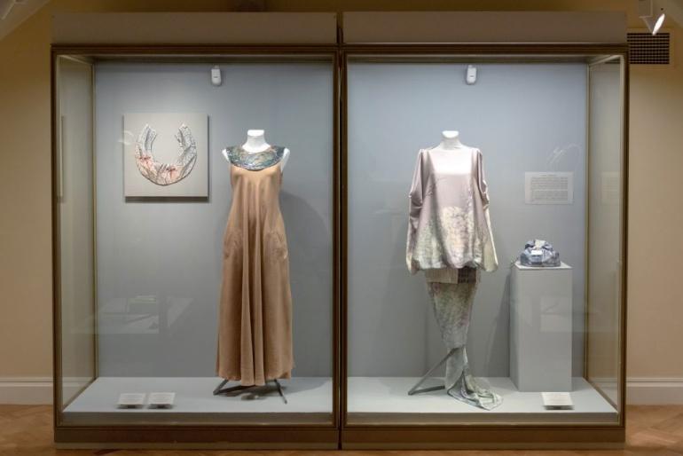 Татьяна Чапургина: Фарфоровая мода