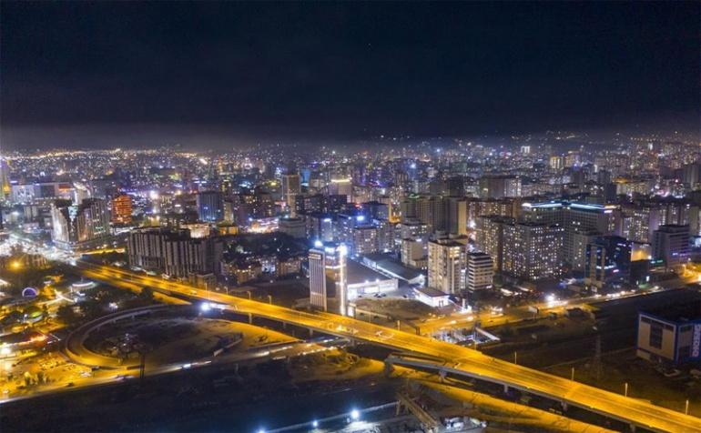 Финансируемый Китаем путепровод в Монголии открыт для движения