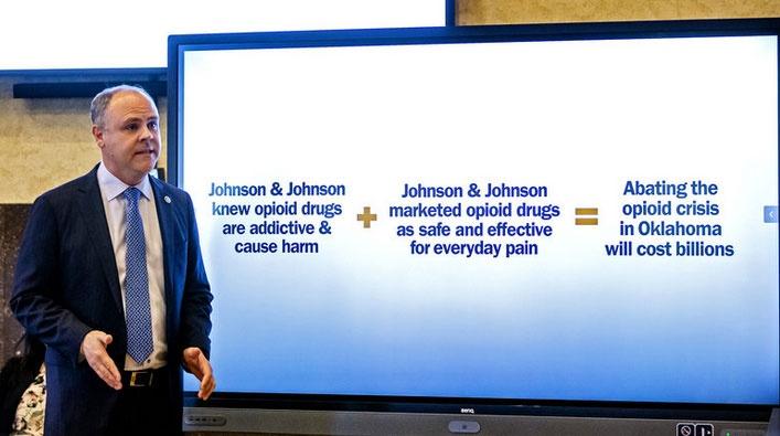 Оклахома хочет 17 миллиардов долларов на борьбу с опиоидным кризисом: какова реальная цена?