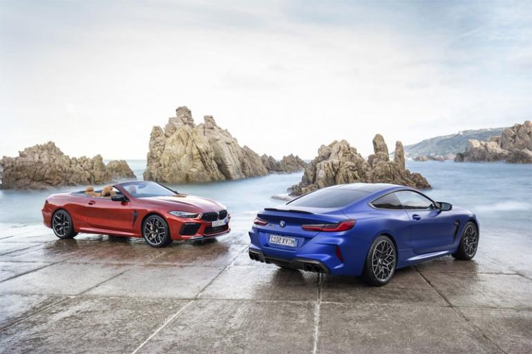 BMW M8 Gran Coupe сделает мировую премьеру в 2019 году на автосалоне в Лос-Анджелесе