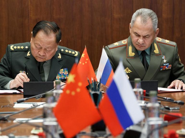 Китай и Россия обещают углублять военное сотрудничество